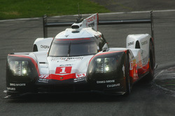 #1 Porsche Team Porsche 919 Hybrid: Нил Джани, Ник Тэнди, Андре Лоттерер