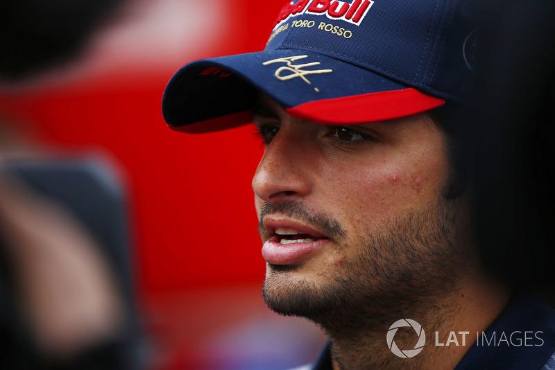 Carlos Sainz Jr. (wordt voor een jaar door Red Bull uitgeleend)