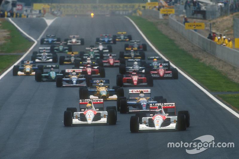 7 – Roda a roda com Mansell