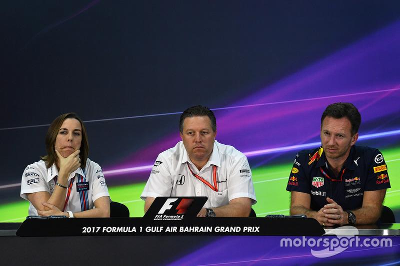 Christian Horner, jefe de equipo de Red Bull Racing