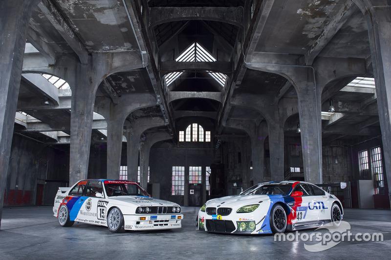 BMW M3 DTM and BMW M6 GT3, BMW Team Schnitzer