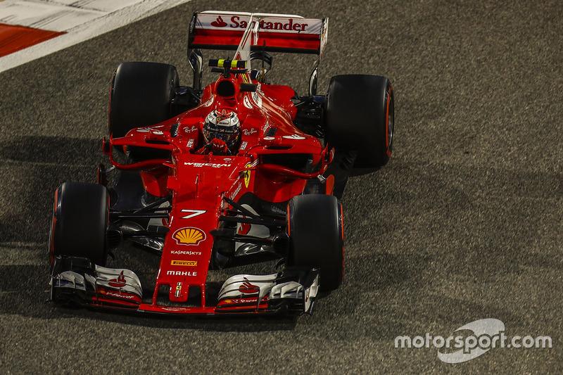 Verlierer: Kimi Räikkönen