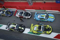 Porsche GT3 Cup Challenge und Porsche Sports Cup Suisse, Mugello