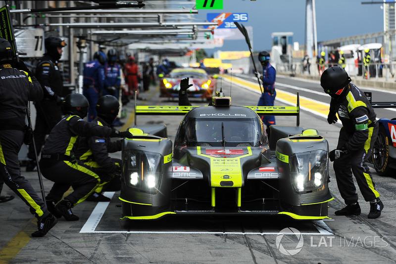 #4 ByKolles Racing CLM P1/01: Oliver Webb, Dominik Kraihamer, Marco Bonanomi