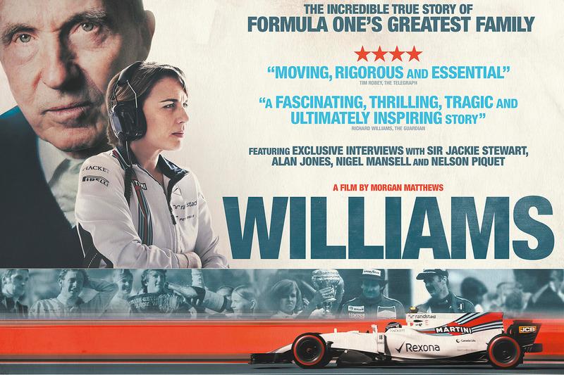 Постер фільму Williams
