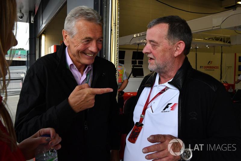 Tony Gardine, Paul Stoddart