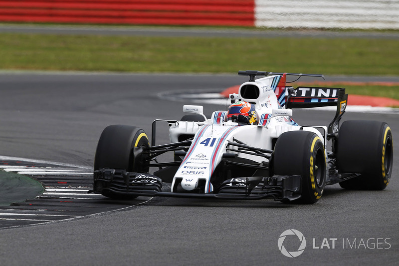 Karun Chandhok, Williams FW40