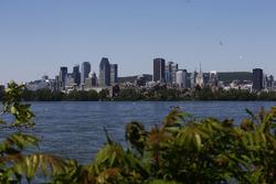 La ciudad de Montreal