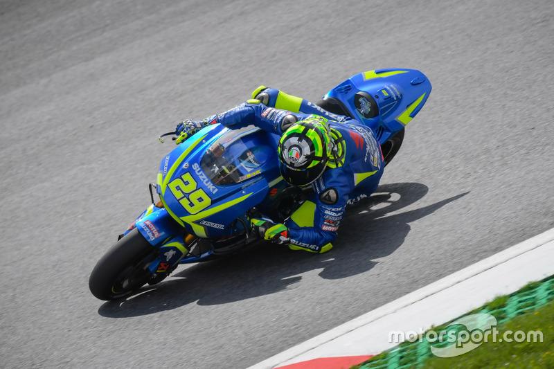 16. Андреа Янноне, Team Suzuki MotoGP - 33 очки