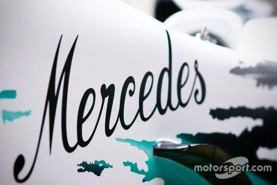 La saison 2019 de Mercedes