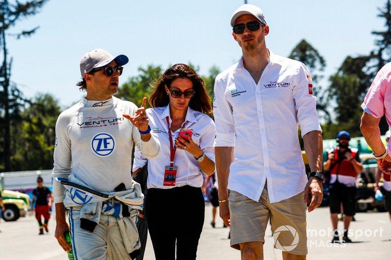 Felipe Massa, Venturi Formula E, Edoardo Mortara Venturi Formula E