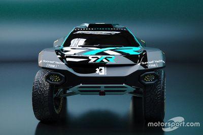Präsentation: Rosberg Xtreme Racing