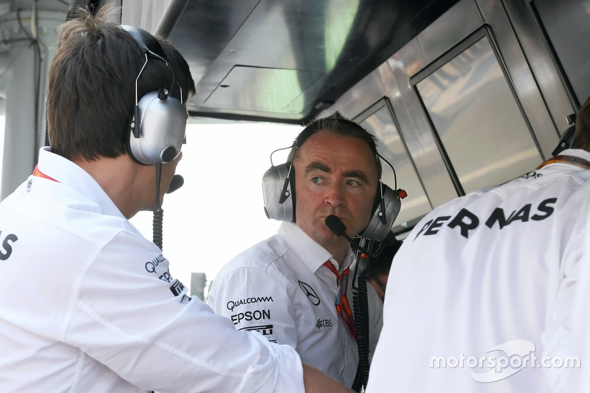 Former F1 team chief Paddy Lowe to join the ASI Connect debate.