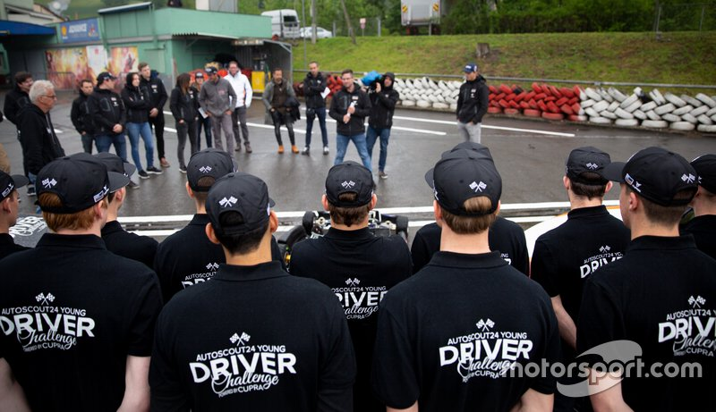 Young Driver Selection 2019, Gruppenfoto