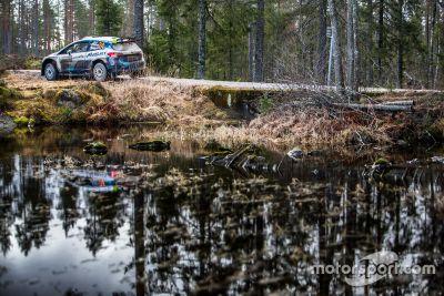 Rally van Zweden