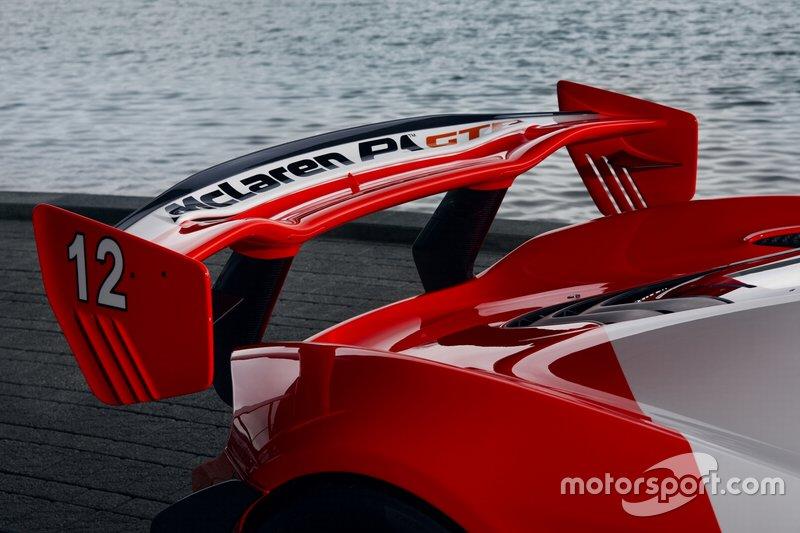 McLaren P1 GTR 1988 Ayrton Senna