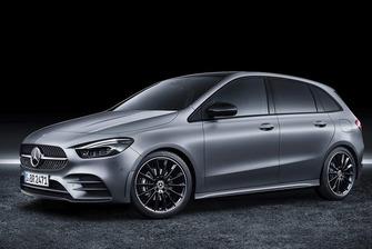 Mercedes B 2019