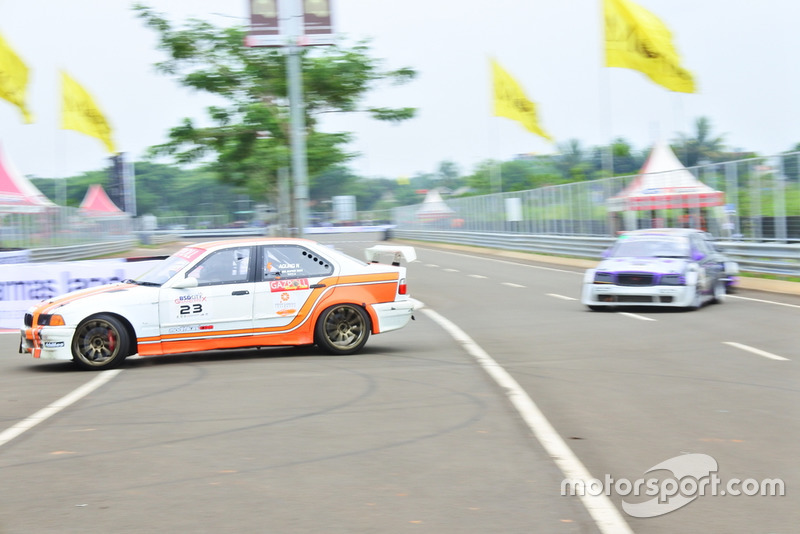 Agung Nugroho, Gazpoll Racing Team