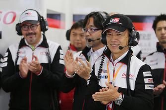 Shigeki Tomoyama, Président de Gazoo Racing