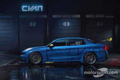 Lynk & Co TCR unveil