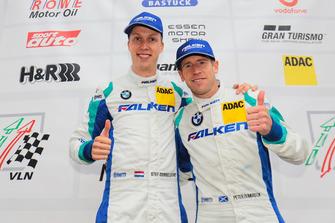 #3 Falken Motorsport BMW M6 GT3: Peter Dumbreck, Stef Dusseldorp
