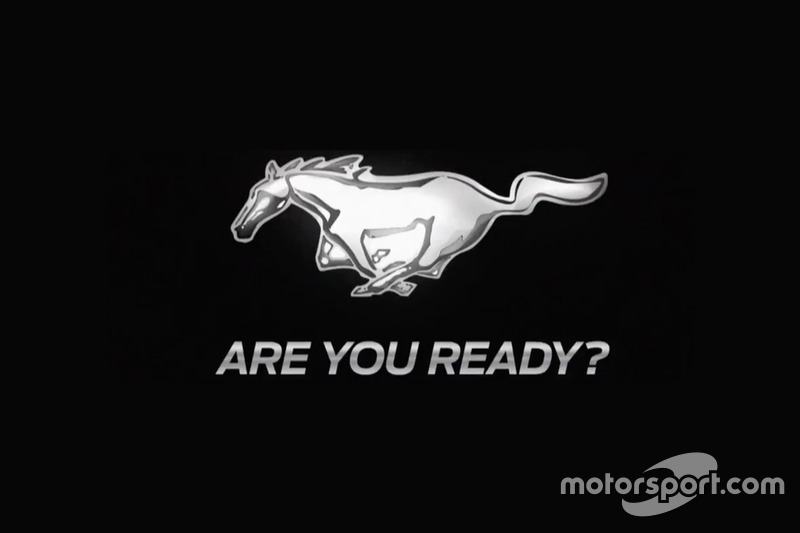 Logo: Ford Mustang