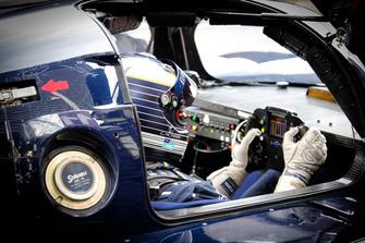 #11 Eurointernational Ligier JS P3 - Nissan: Giorgio Mondini