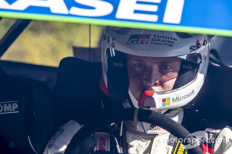 Esapekka Lappi, Toyota Gazoo Racing