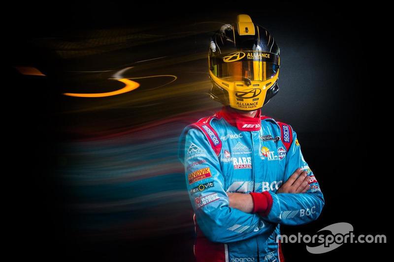 Andrew Jones, Brad Jones Racing, Holden