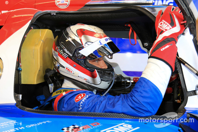 Stefano Coletti, SMP Racing