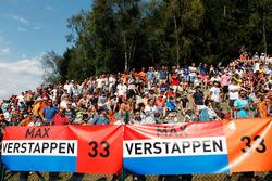 Fans von Max Verstappen