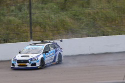 Colin Turkington, Silverline Subaru BMR Racing spins