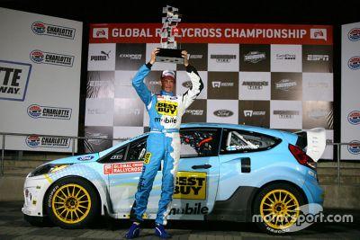 Global Rallycross: Charlotte