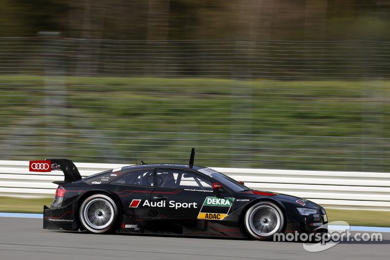 Mattias Ekström, Audi Sport Team Test car