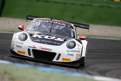 #17 KÜS TEAM 75 Bernhard, Porsche 911 GT3 R: David Jahn, Kévin Estre.