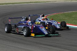Yan Shlom, RB Racing and Kush Maini, BVM Racing