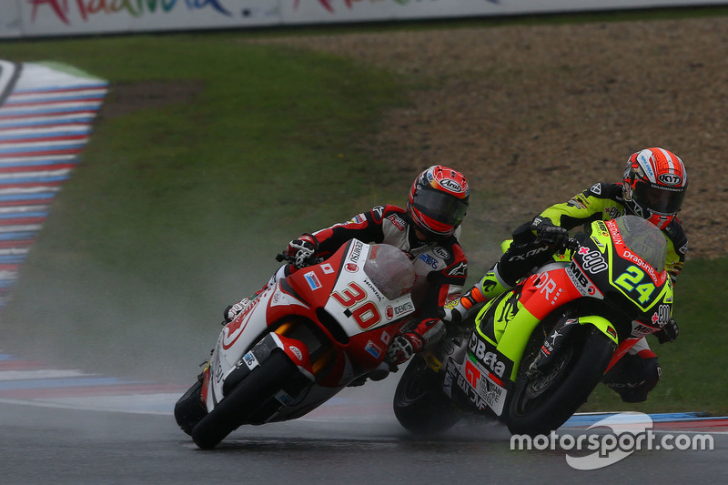 Incidente di Simone Corsi, Speed Up Racing e Takaaki Nakagami, Honda Team Asia