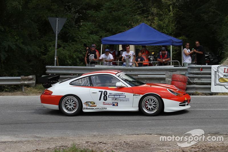 Roberto Tarquini, Porsche 996