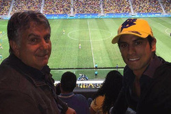 Felipe Nasr vê Brasil x Iraque