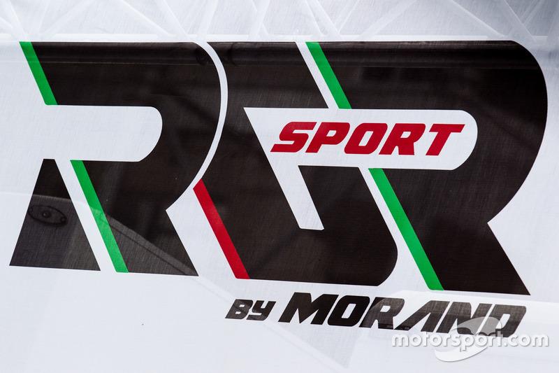 Зона і лого RGR Sport by Morand