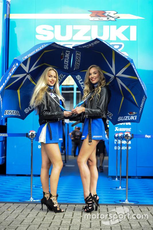 De charmantes Suzuki Girls