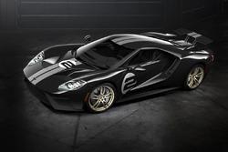 福特发布GT 66 Heritage Edition