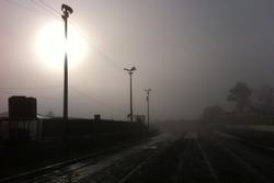 Neblina em Tarumã