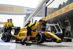 Renault Sport F1 Team RS16 van Kevin Magnussen