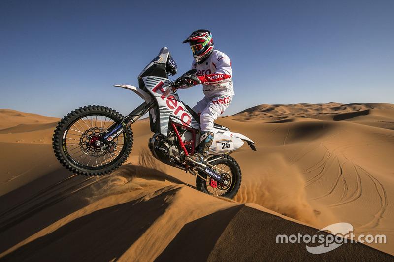 8. Joaquim Rodrigues, Hero MotoSports Team Rally