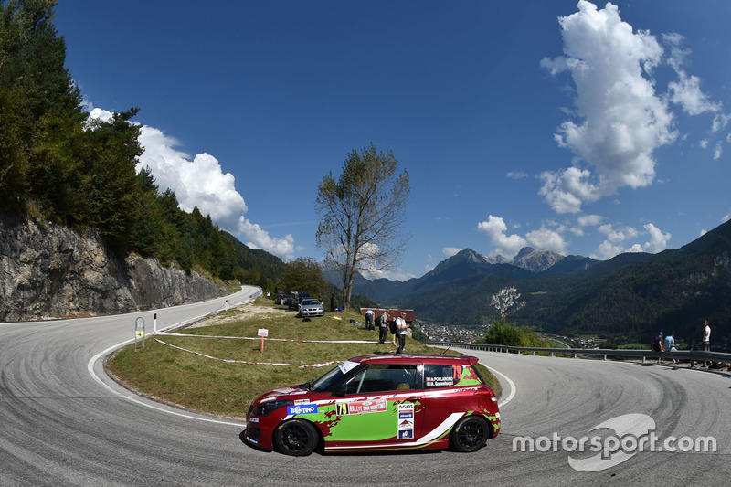 Andrea Pollarolo, Andrea Galantucci, Suzuki Swift R R1B, Easy Races