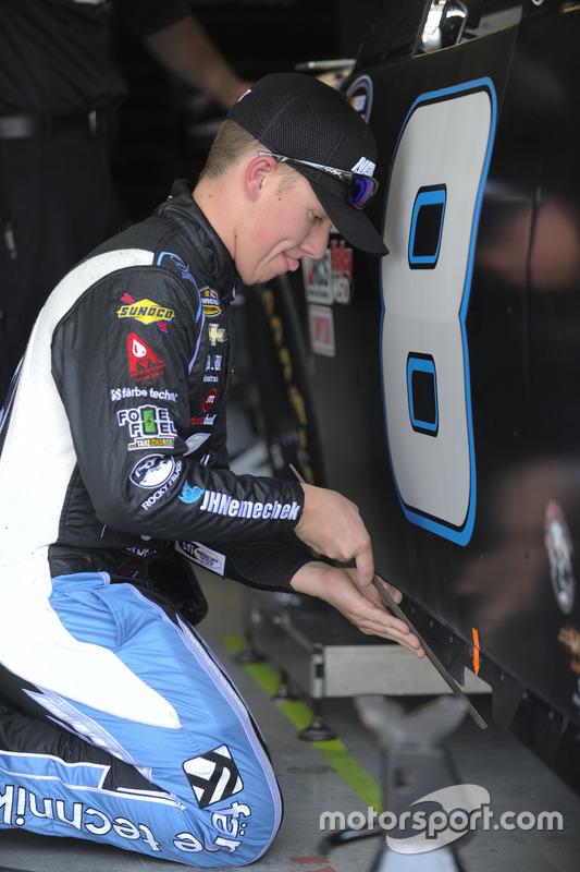 John Hunter Nemechek, SWM-NEMCO Motorsports, Chevrolet