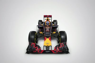 Photoshoot studio de Max Verstappen