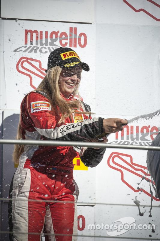 Fabienne Wohlwend, Aragon Racing