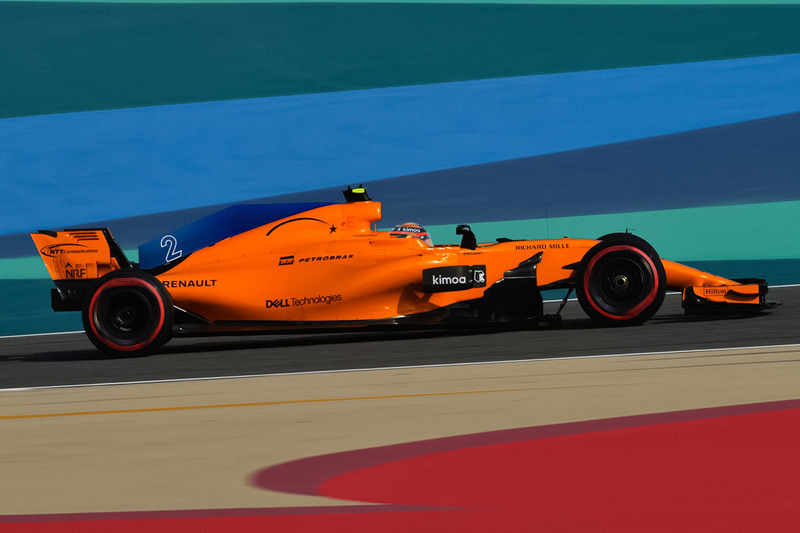 McLaren MCL33 без Halo